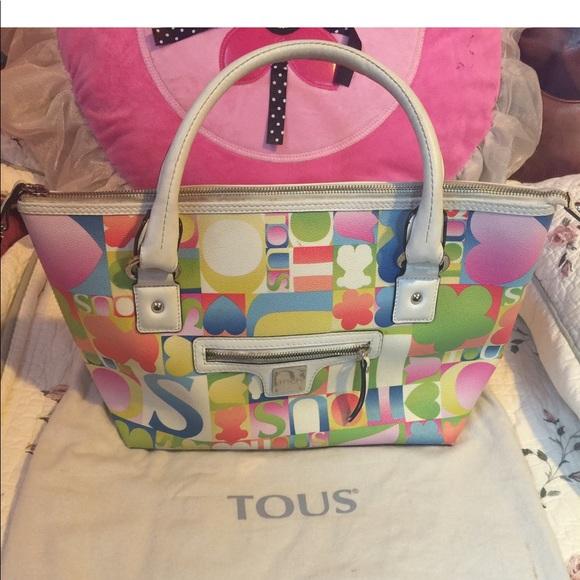 Tous Handbags - Tous hangbag